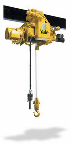 Electric Wire Rope Hoists | Bay Area Crane